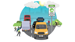 Van Drivers 🚛 Prepare for Manchester's Clean Air Zone