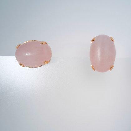 Broquel Cuarzo rosa