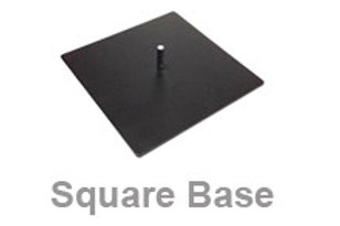 Square Base - (Hardware Only)