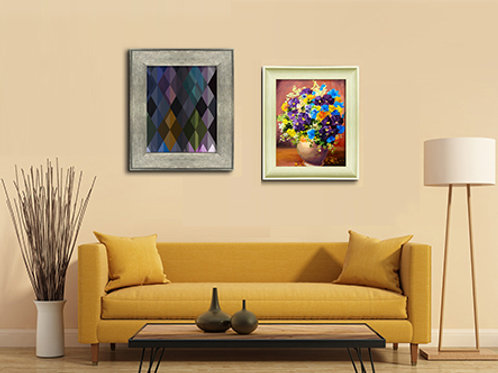 "Framed Canvas Prints (16"" x 20"")"