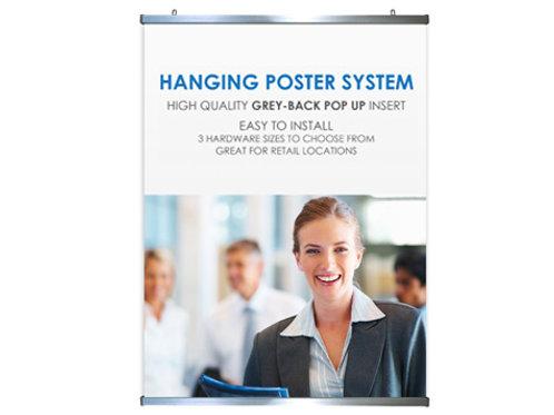 "Snap Poster Hanger 24"" x 18"""