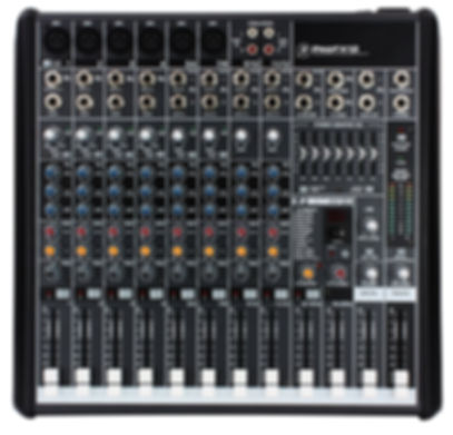 Audio Mixer rental by Celebrity Red Carpets