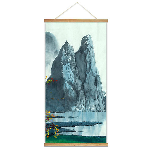 """Wood Frame Hanger (16""""x 24"""")"""
