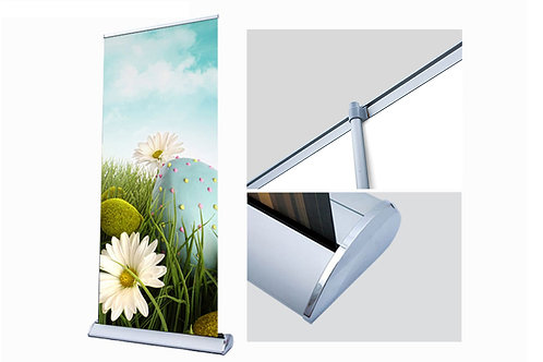 """Deluxe Retractable 33""""x81"""" (Hardware Only)"""