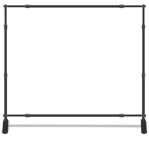 Step & Repeat Backdrop - (Hardware Only)