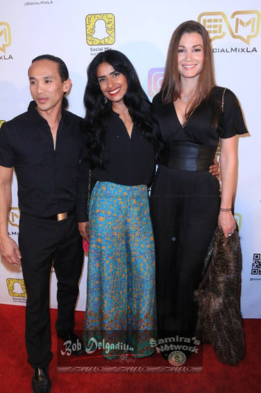 Photos from Awards Lounge Red Carpet Photos on Jan 8th, 2017 inside Sofitel - Beverly Hills, CA