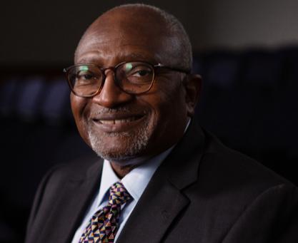 "Dr. Robert Bullard, the ""Father of Environmental Justice"""
