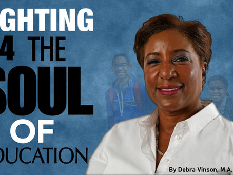 Fighting for the Soul of Education