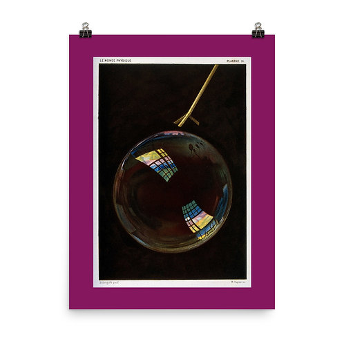 Soap Bubble (1882) Art Print