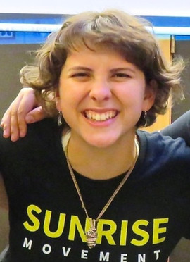 Lucy London of Sunrise Movement