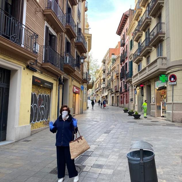 Major de Sarrià, Barcelona