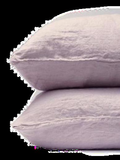 Camille Linen Euro - Lilac