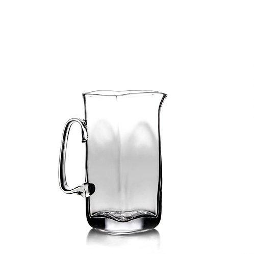 Woodbury Glass Pitcher