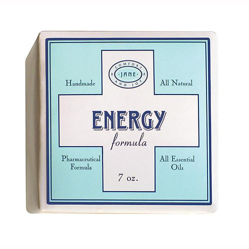 Jane Energy Bath Fizz Cube