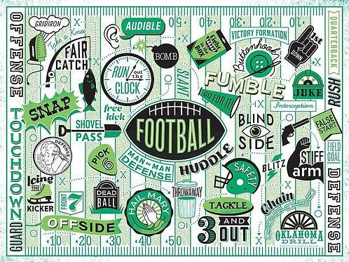 Football Puzzle - 500 pcs