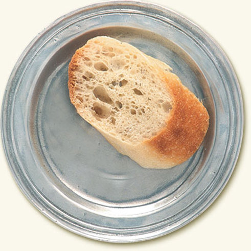 Narrow Rim Bread Plate
