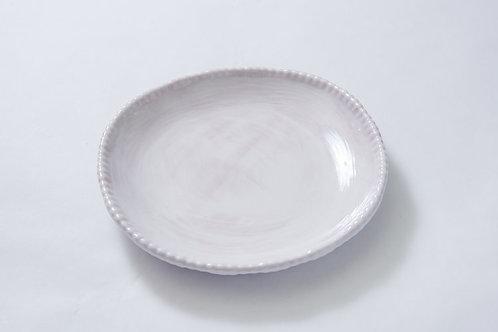 Melamine Beaded Salad Plate
