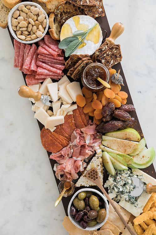 Waiting On Martha Build Your Own Cheese & Charcuterie Board