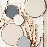Mary Hawthorne Interiors - Neutral Paint Colors - Interior Design - Valdosta, Georgia - Custom Interiors South Georgia