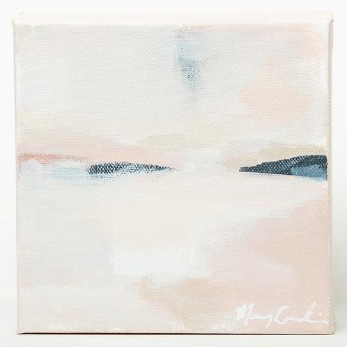 """""""Blushing Sunset"""" Series (1) - 6 x 6"""