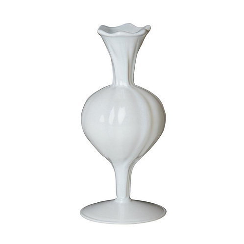 Bud Vase, White