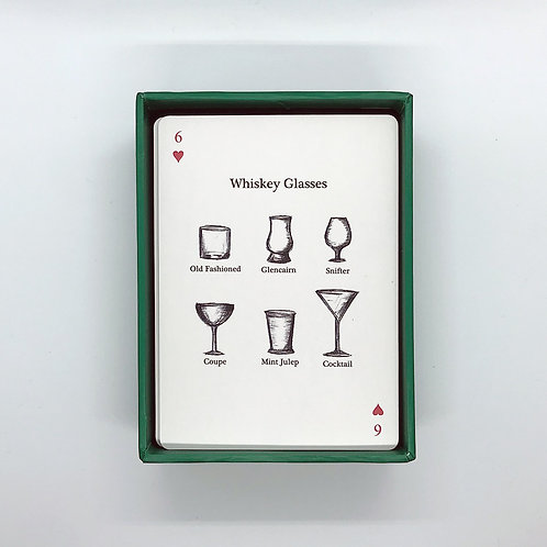 The Whiskey Deck Playing Cards