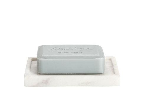 Belle de Provence Marble Soap Dish