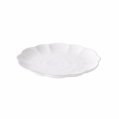 Simon Pearce Hartland Scallop Stone Salad/Dessert Plate