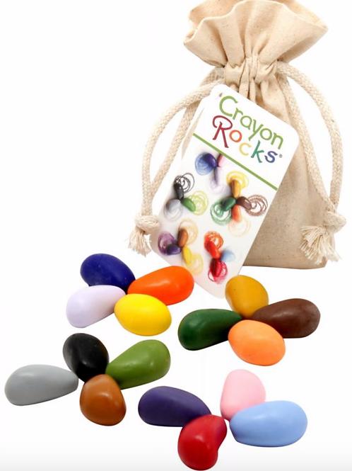 Crayon Rocks - 16 count