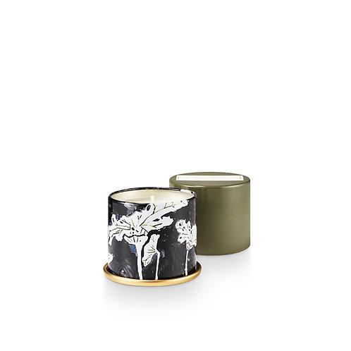 Garden Candle Tin