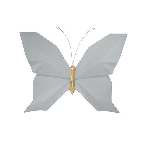 """Butterfly Wall Decor - 10"""" Slate"""