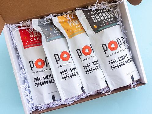 Poppy Popcorn Favorites Care Package