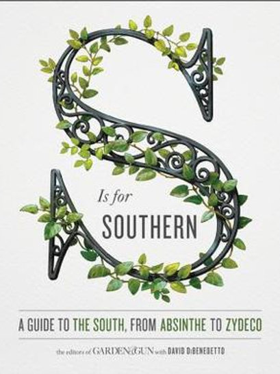 """S Is for Southern"" Book"