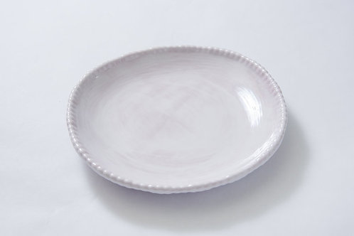 Melamine Beaded Dinner Plate