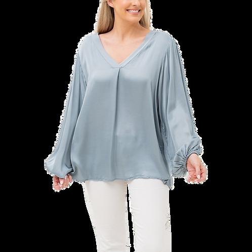 Elisa Azul Top - One Size