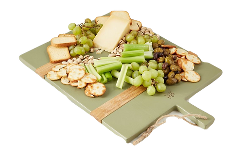 Rectangle Charcuterie Board - Sage