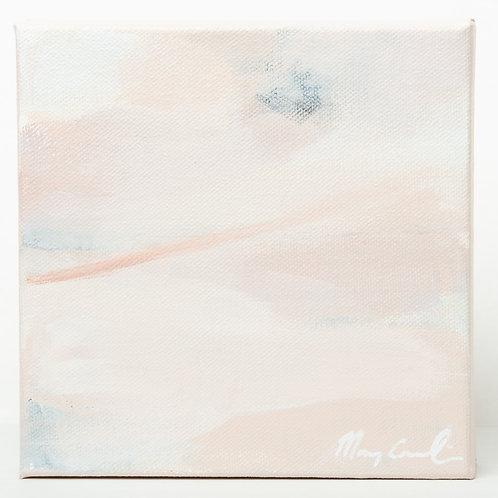 """""""Blushing Sunset"""" Series (2) - 6 x 6"""
