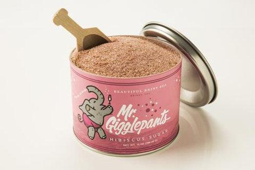 Mr. Gigglepants Hibiscus Sugar