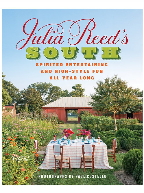 """Julia Reed's South"""