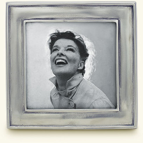 Match Pewter Lugano Square Frame - Small