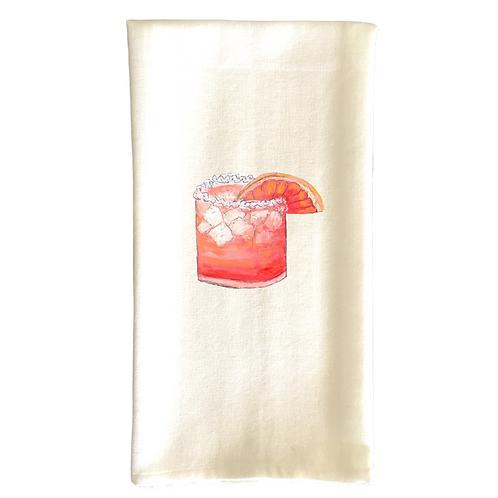 Cotton Dish Towel - Salty Dog