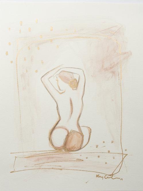 """""""Simple Ladies"""" Series (3) - 11 x 14"""