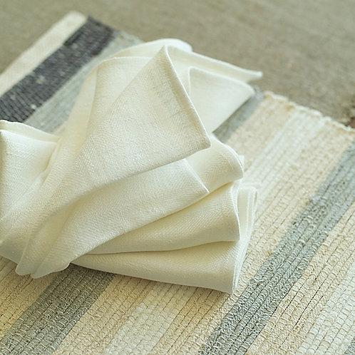 Off-White Linen Napkin