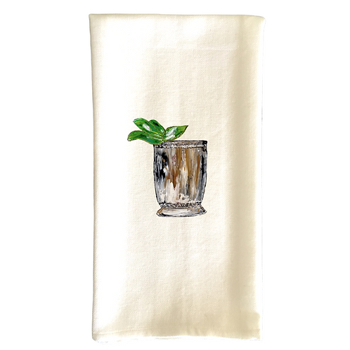 Cotton Dish Towel - Mint Julep
