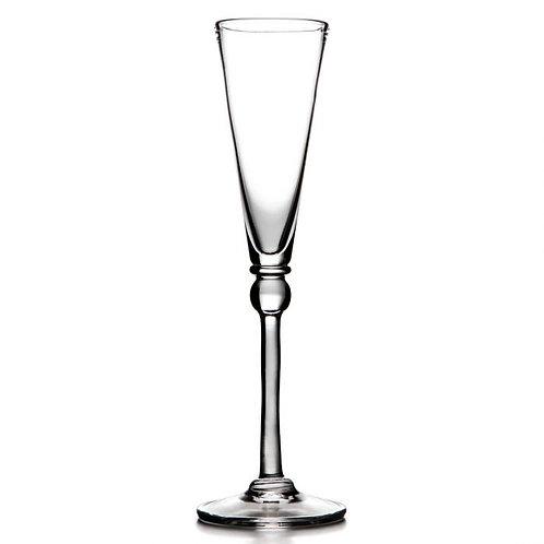 Engraved Hartland Champagne Flute