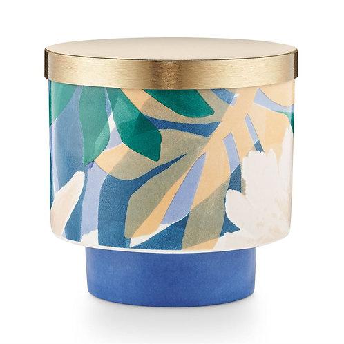 Citrus Crush Ceramic Candle