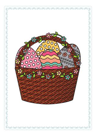 """Plakāts """"Lieldienu olas"""""""