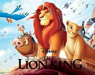 rei leão licença