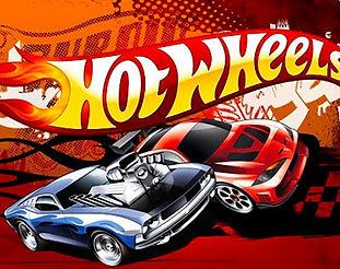 hotwheels licença