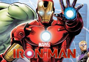 licença do iron man
